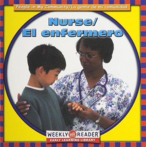 9780836836875: Nurse/El Enfermero (People in My Community)