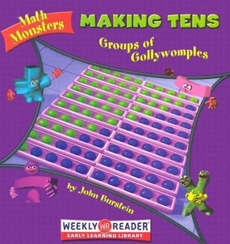 9780836838121: Making Tens: Groups of Gollywomples (Math Monsters)