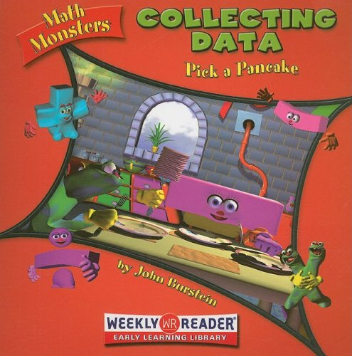 9780836838206: Collecting Data: Pick a Pancake (Math Monsters)