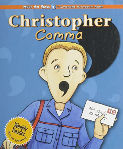 Christopher Comma (Meet the Puncs): Barbara Cooper