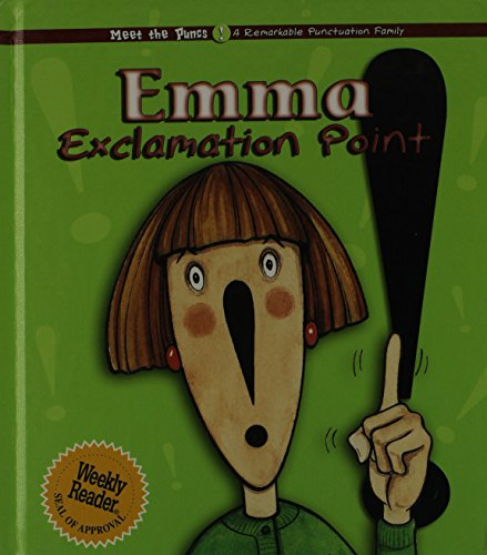 Emma Exclamation Point (Meet the Puncs: A: Barbara Cooper
