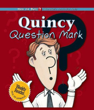 Quincy Question Mark (Meet the Puncs: A: Cooper, Barbara