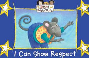 9780836842487: I Can Show Respect (Doing the Right Thing)