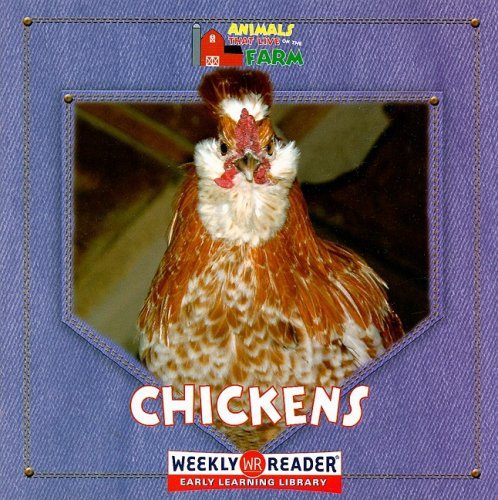 9780836842784: Chickens (Animals That Live on the Farm)