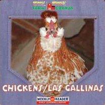 9780836842852: Chickens/ Las Gallinas (Animals That Live on the Farm/Animales Que Viven En La Granja)