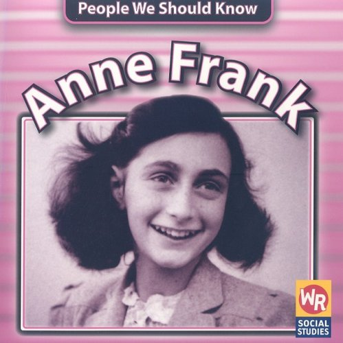 9780836843163: Anne Frank (People to Know)