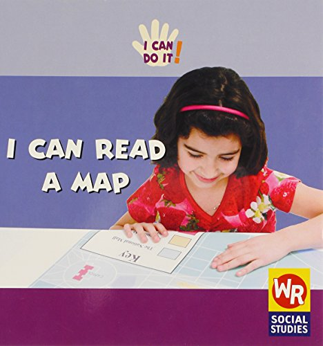 9780836843316: I Can Read a Map (I Can Do It!)