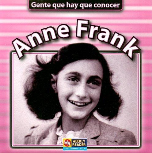 9780836843583: Anne Frank (GENTE QUE HAY QUE CONOCER) (Spanish Edition)