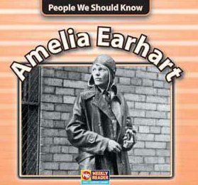 Amelia Earhart (People We Should Know): Jonatha A. Brown