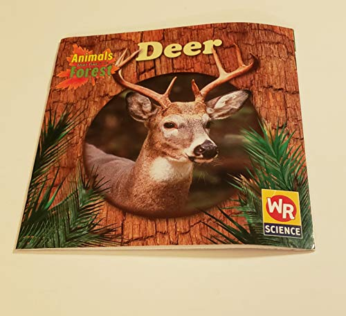 9780836844887: Deer (Animals That Live in the Forest)