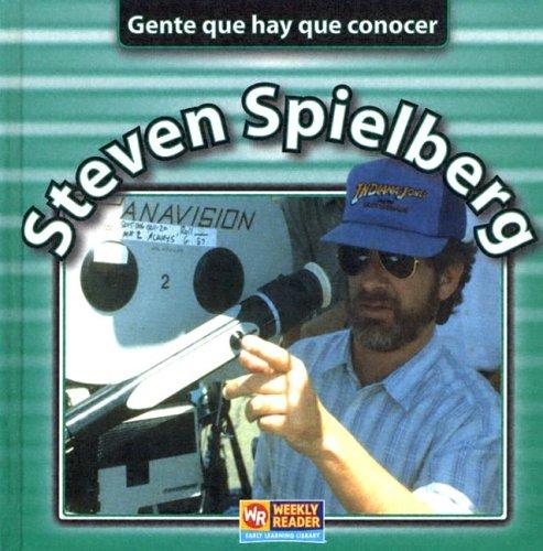 9780836845853: Steven Spielberg: Gente Que Hay Que Conocer (Gente Que Hay Que Concer)
