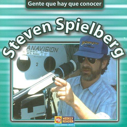9780836845921: Steven Spielberg (Gente Que Hay Que Conocer)