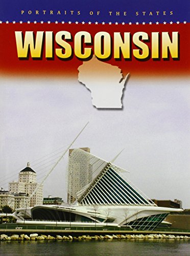 9780836846577: Wisconsin (Portraits of the States)