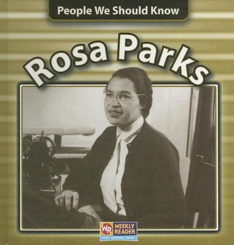 Rosa Parks (People We Should Know): Brown, Jonatha A.