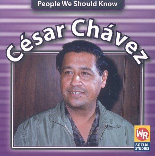 9780836847529: Cesar Chavez (People We Should Know)