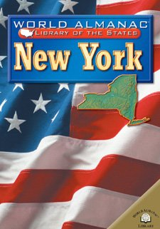 9780836851182: New York (World Almanac Library of the States)