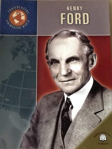 9780836852301: Henry Ford