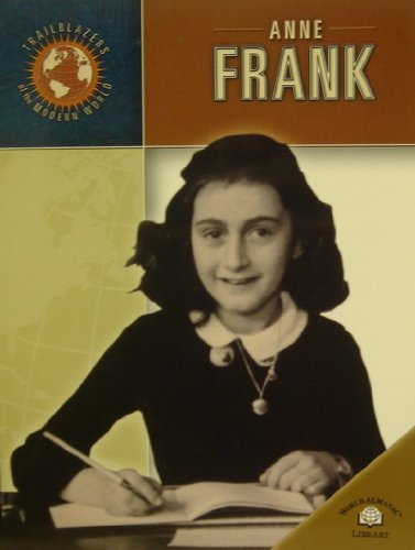 9780836852509: Anne Frank (Trailblazers of the Modern World)
