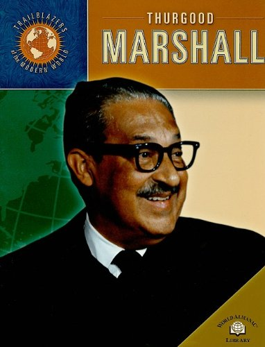 9780836852585: Thurgood Marshall (Trailblazers of the Modern World)