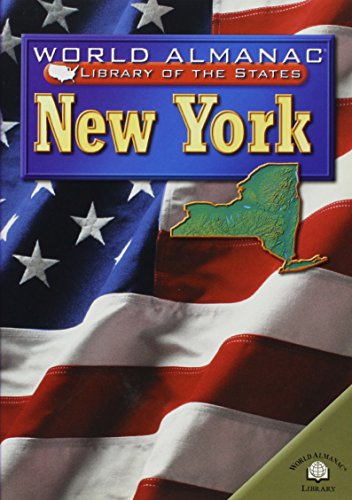 9780836852882: New York (World Almanac Library of the States (Paperback))