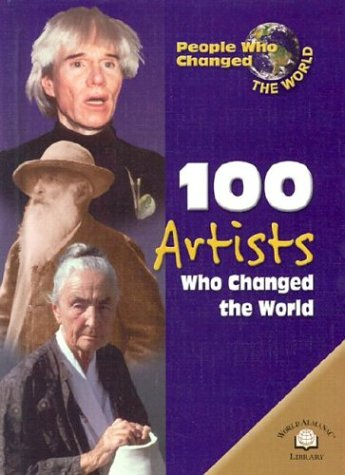 100 Artists Who Changed the World (People: Krystal, Barbara