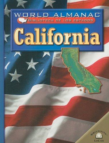 9780836855494: California, El Estado Dorado (World Almanac Biblioteca De Los Estados)