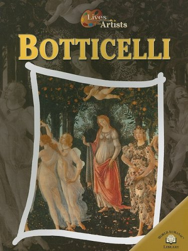 Botticelli (Lives of the Artists): Connolly, Sean