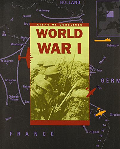 9780836856750: World War I (Atlas of Conflicts)