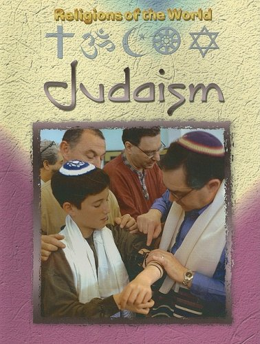 9780836858754: Judaism (Religions of the World (World Almanac Library))