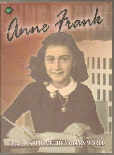 9780836860481: Anne Frank (Trailblazers of the Modern World)