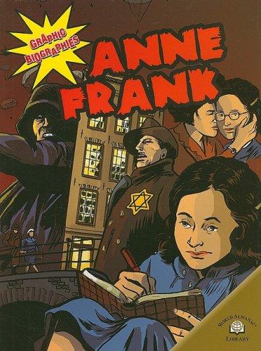 9780836862485: Anne Frank (Graphic Biographies (World Almanac) (Graphic Novels))