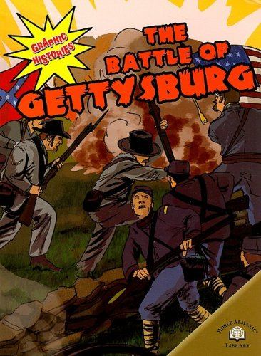 9780836862560: The Battle of Gettysburg (Graphic Histories)