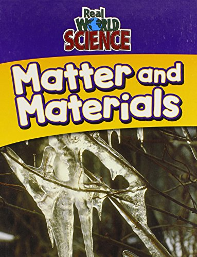 9780836863079: Matter and Materials (Real World Science)