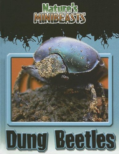 9780836863741: Dung Beetles (Nature's Minibeasts)