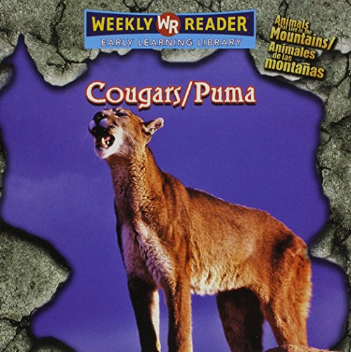 9780836864557: Cougars/puma: Animals That Live in the Mountains / Animales De Las Montanas (Spanish Edition)