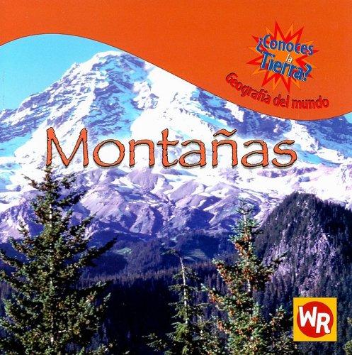 9780836865530: Montanas (Conoces La Tierra? Geografia del Mundo (Paperback))