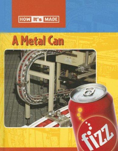 A Metal Can (Hardback): Sarah Ridley
