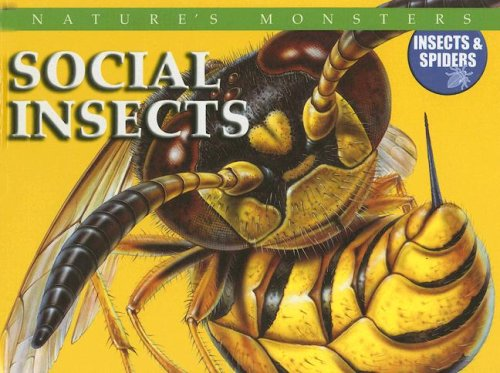 9780836868517: Social Insects (Nature's Monsters: Insects & Spiders)