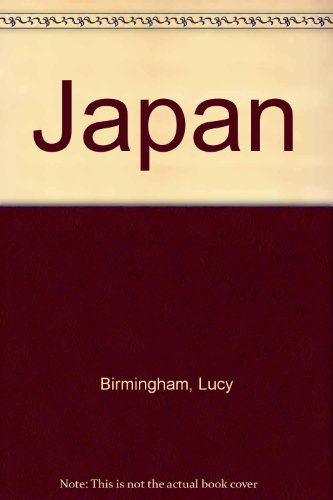 Japan: LUCY BIRMINGHAM