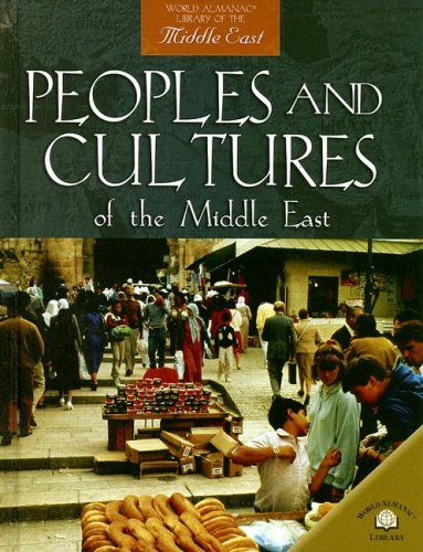 Peoples and Cultures of the Middle East (Library Binding): Nicola Barber