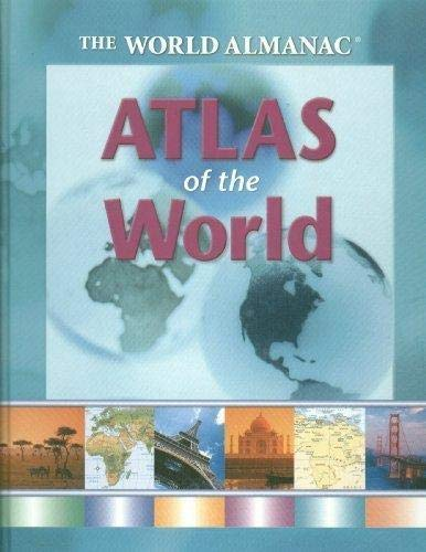 9780836874853: The World Almanac Atlas of the World
