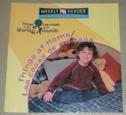 9780836875195: Things at Home / Las cosas de mi casa (Big Book) (Things in My World / Las cosas de mi mundo)