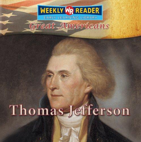 9780836876840: Thomas Jefferson (Great Americans)