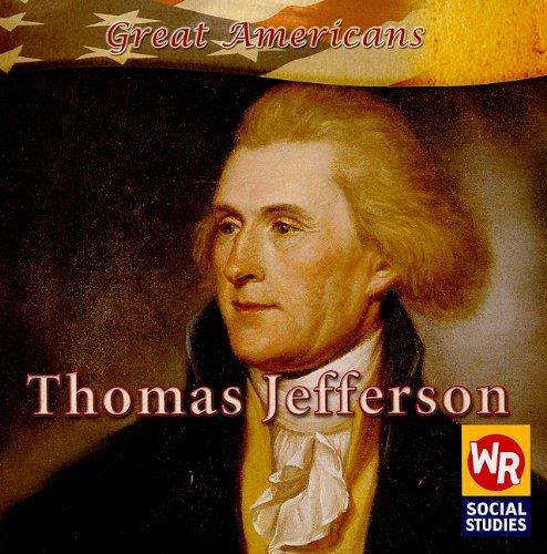 9780836876918: Thomas Jefferson (Great Americans)