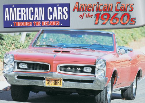 9780836877250: American Cars of the 1960s (American Cars Through the Decades)