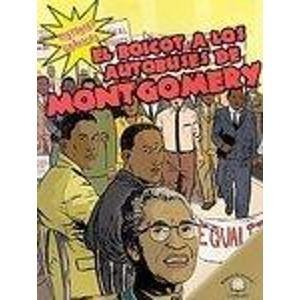 9780836879025: El Boicot a Los Autobuses De Montgomery/The Montgomery Bus Boycott (Historias Graficas/Graphic Histories)