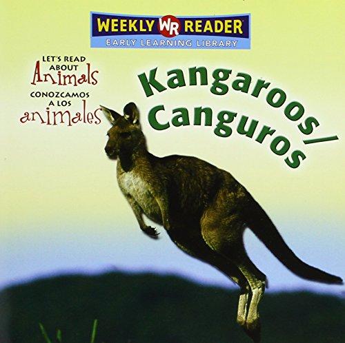 9780836880137: Kangaroos (Let's Read about Animals/ Conozcamos a Los Animales)