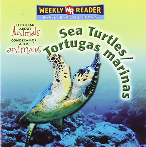 9780836880168: Sea Turtles (Let's Read about Animals/ Conozcamos a Los Animales) (Spanish Edition)