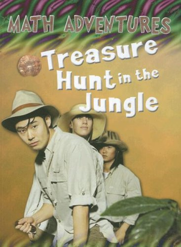 9780836881417: Treasure Hunt in the Jungle (Math Adventures)