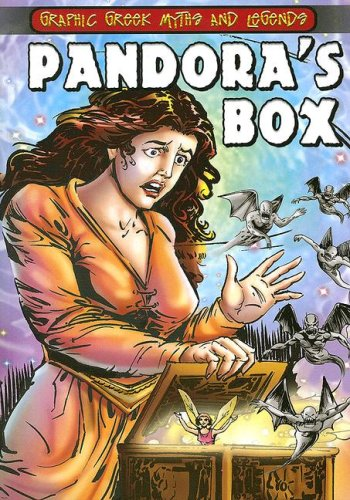 9780836881479: Pandora's Box (Graphic Greek Myths and Legends)